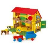 Двухэтажная ферма Play House Wader