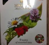 Чай hyles гармония природы 100пакетов