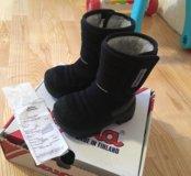 Куома валенки зимняя обувь
