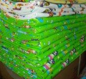 Пелёнки,одеяла( выписка и на каждый день) и другое