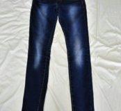 Утепленные джинсы, 26 размер