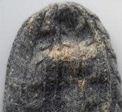 Шапка из шерсти альпака