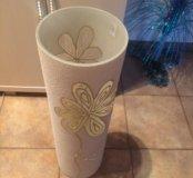 Напольная новая ваза 70 см новинка!