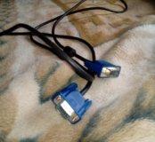ВГА кабель