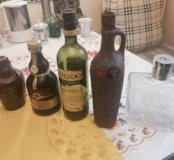 Бутылки красивые декоративные
