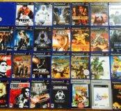 Игрушки для PS2 (Лицензионные) коллекция