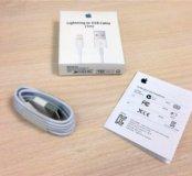 Оригинальный кабель для айфон 5,6,7
