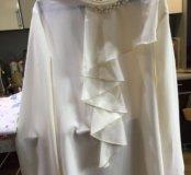 Блуза с украшением НОВАЯ