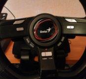 Игоровой руль genius speed wheel 5 series