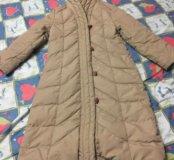 Пуховое пальто(пуховик) Swan Brand