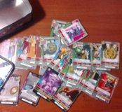 Коллекционные карточки Beyblade(бейблед)