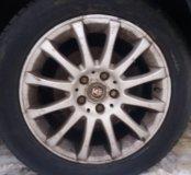 Колеса на Волгу R16