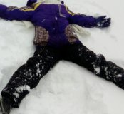 Лыжный костюм на 10 лет