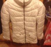 Утеплённая куртка .