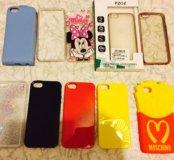 Чехлы на iPhone 5,5s,5se