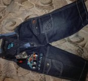 Джинсы,джинсовый комбинезон