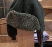 Шапка зимняя мужская