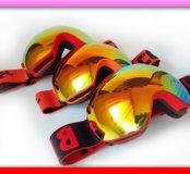 Цветные очки для комфортного катания