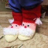 """Подарочные носки """"Санта"""""""