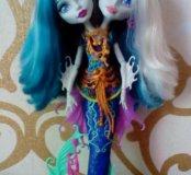 Кукла Monster ( Монстр Хай ) Перри и Перл