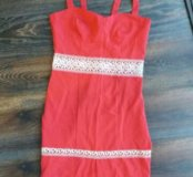 Платье Новое, ращмер 46