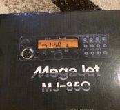 Радиостанция Megadjet MJ-850