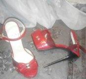 Туфли 39 размер б/у