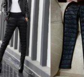 Тёплые зимние брюки. Новые 44 до 48