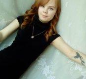 Теплое платье)