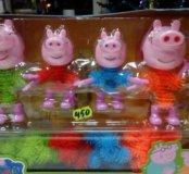 Свинка Пеппа и  Bunchems