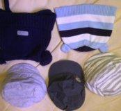 Кепочка и шапочки