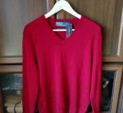 Свитер Ralph Lauren новый (пуловер, кофта, шерсть)