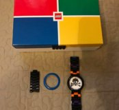 Часы Lego новые