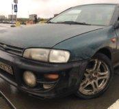 Капот от Subaru