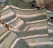 Свитер и шарф
