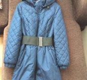 Весенне-осеннее пальто на синтепоне