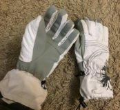 Перчатки горнолыжные. Состояние хорошее