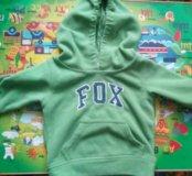 Толстовка фирмы Fox