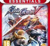 Soul Calibur 5