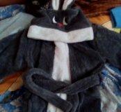Детский халатик на 1 год