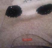 Милый свитер!  С пандой!!!