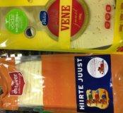 Сыр в нарезке 500 грамм из Финляндии