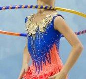 Пошив купальников для художественной гимнастики