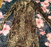 Короткое обтягивающие платье
