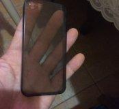 Силиконовый чехол на айфон 5s