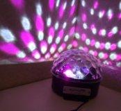 Диско-шар mp3 Magic Ball Light