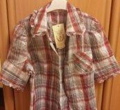 Нарядная рубашка 42 размера