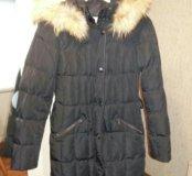 Зимний пуховик 40-42 размера