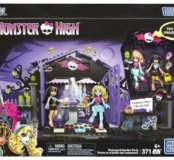 Mega Bloks Monster High Мега Блокс Монстер Хай