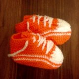 Кеды носки пинетки